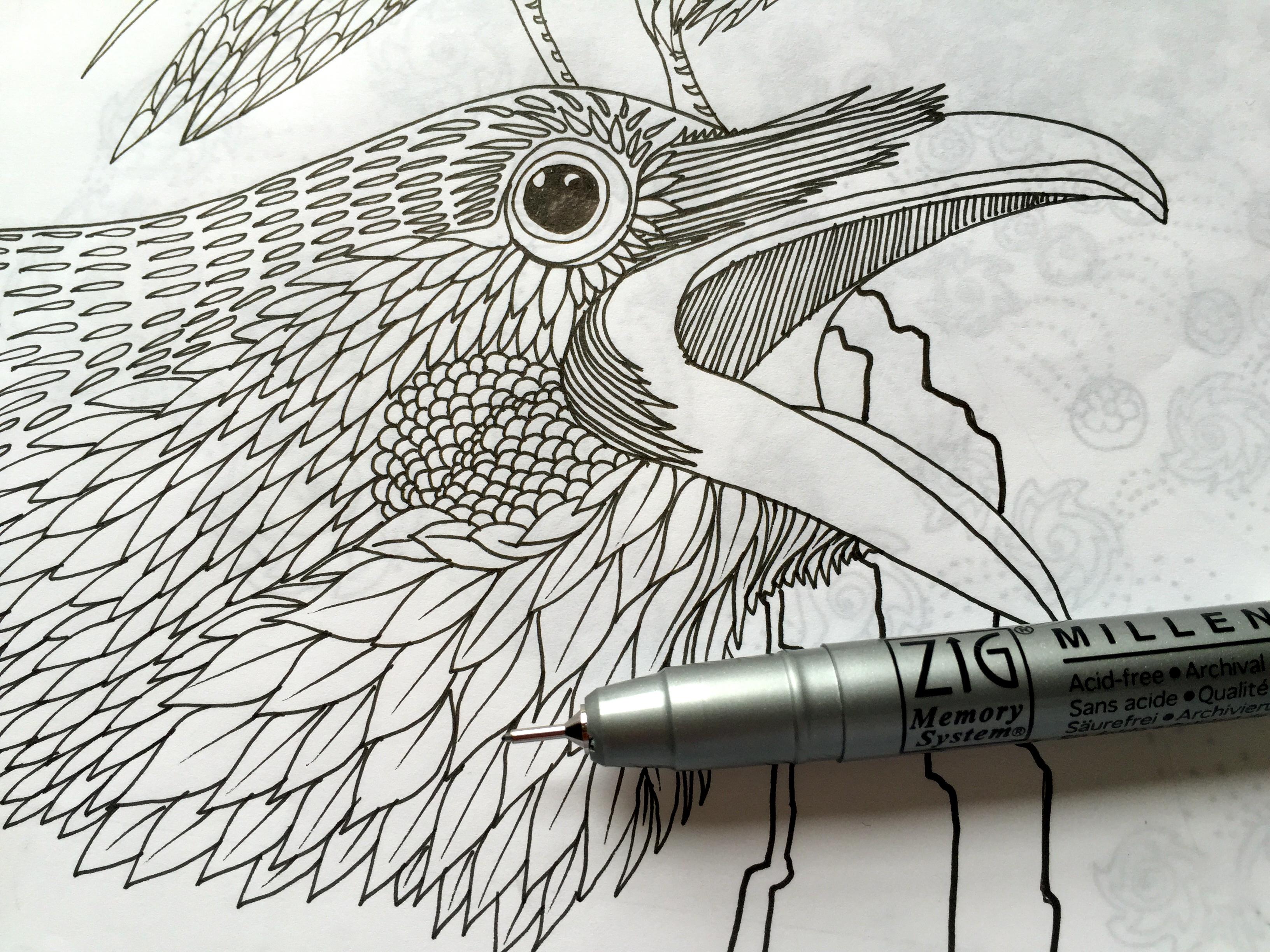 Lightened-Crow